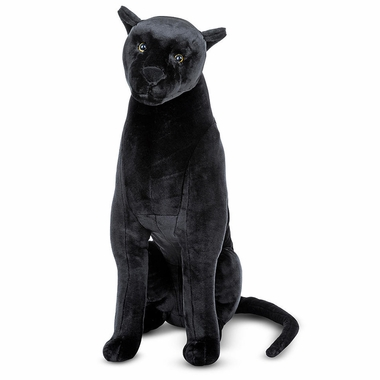 Melissa & Doug Panther Plush Stuffed Animal