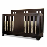 Melody Convertible Crib Collection by Eden Baby
