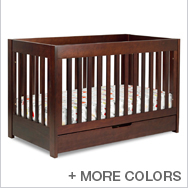 Mercer Crib Collection by Babyletto