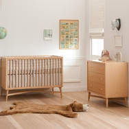 Mid-Century Crib Collection by DwellStudio