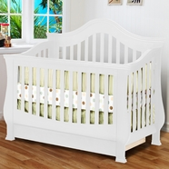 Million Dollar Baby Classic Ashbury Convertible Crib
