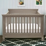 Million Dollar Baby Foothill 4-in-1 Convertible Crib in Weathered Grey