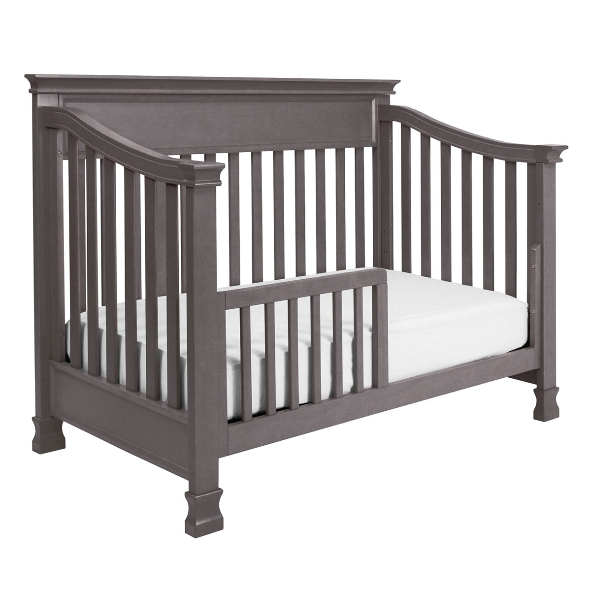 convertible changer combo table baby crib changing with and cribs in grey