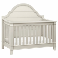 Million Dollar Baby Sullivan Crib in Dove White