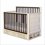Moderno Convertible Crib Collection by Eden Baby