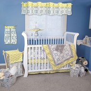 Monaco Crib Bedding Collection by Trend Lab