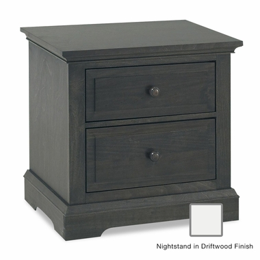 Munire Chatham Nightstand In Driftwood Free Shipping 414 99