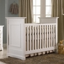 Munire Chesapeake Classic Crib in White