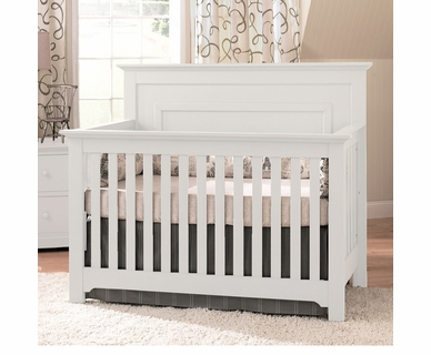 Munire Chesapeake Lifetime Crib in White
