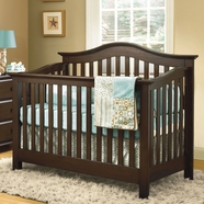 Munire Coventry Convertible Crib in Dark Espresso