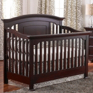 Munire Medford Convertible Crib in Espresso