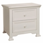 Munire Medford Nightstand in White