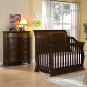 Munire Portland Crib In Cinnamon Free Shipping 849 00