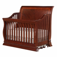 Munire Portland Crib in Cherry