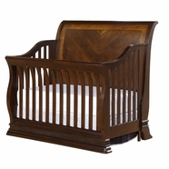 Munire Portland Crib in Cinnamon