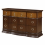 Munire Portland Double Dresser in Cinnamon