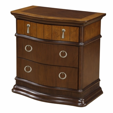 Munire Portland Nightstand in Cinnamon