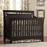 Munire Tuscan Convertible Crib in Merlot