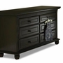 Munire Valencia 6 Drawer Dresser in Slate