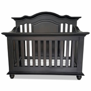 Munire Valencia Crib in Slate