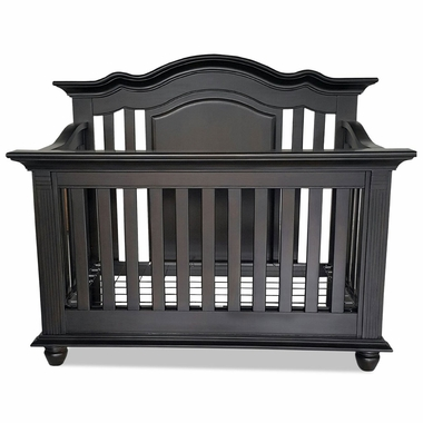 Munire Valencia Crib in Slate - Click to enlarge
