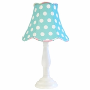 My Baby Sam Pixie Baby In Aqua Lamp
