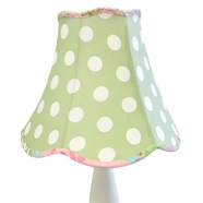 My Baby Sam Pixie Baby In Pink Lamp