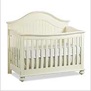 Nantucket Crib Collection by Munire