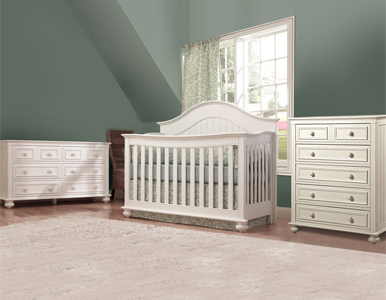 Nantucket Crib Collection