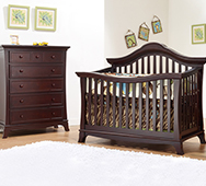 Napa Crib Collection by Sorelle