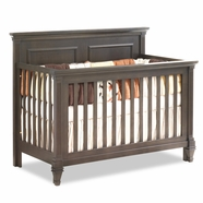 Natart Belmont Convertible Crib in Dusk