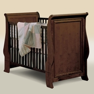 Natart Joshua Convertible Crib in Cocoa