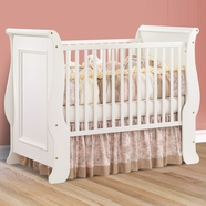 Natart Joshua Convertible Crib in Linen