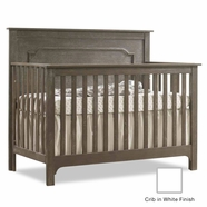 Nest Emerson Convertible Crib in White