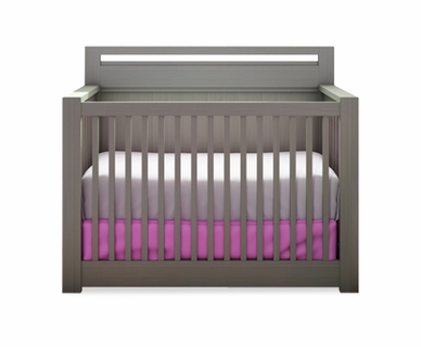 Nest Milano 4-in-1 Convertible Crib in Anthracite