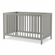 Nest Milano Classic Crib in Elephant Gray