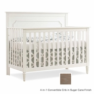 Nest Provence Convertible Crib in Sugar Cane