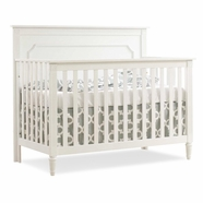 Nest Provence Convertible Crib in White
