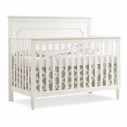 Nest Provence 4-in-1 Convertible Crib in White
