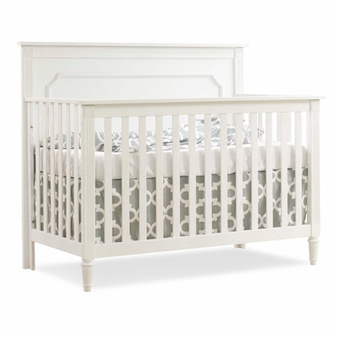 Nest Provence 4-in-1 Convertible Crib in White - Click to enlarge