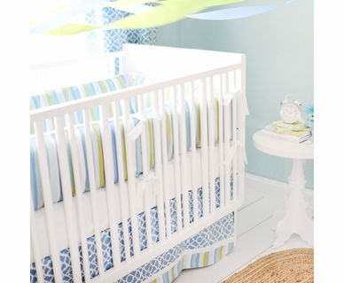 New Arrivals By The Bay Baby 4 Piece Nursery Set