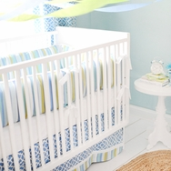By The Bay Baby Bedding Collection by New Arrivals