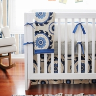 Dakota Blue Bedding Collection by New Arrivals