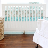 Ocean Avenue Crib Bedding Collection by New Arrivals