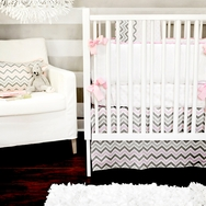 Peace, Love & Pink Bedding Collection by New Arrivals
