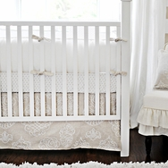 Pebble Moon Crib Bedding Collection by New Arrivals