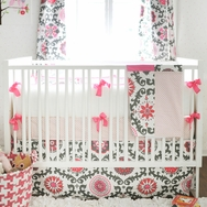 Ragamuffin in Pink Bedding Collection by New Arrivals