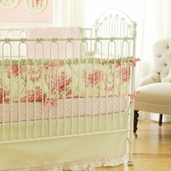 Roses for Bella Bedding Collection by New Arrivals