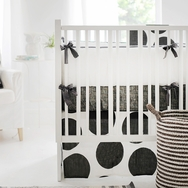 Spot on Charcoal Bedding Collection by New Arrivals