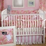 New Arrivals Tutti Fruitti 3 Piece Baby Crib Bedding Set